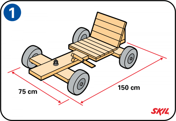 How to build a soapbox cart dimensions of the soapbox cart malvernweather Image collections