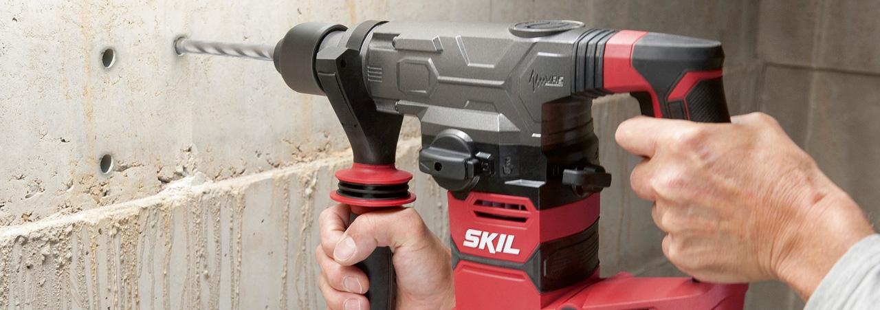 SDS drills