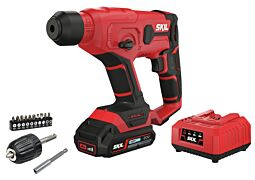 SKIL 3810 AA Cordless SDS drill