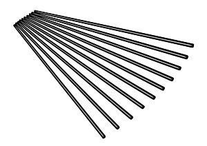 SKIL E3 A300 / HDPE plastic welding rods - 100gr